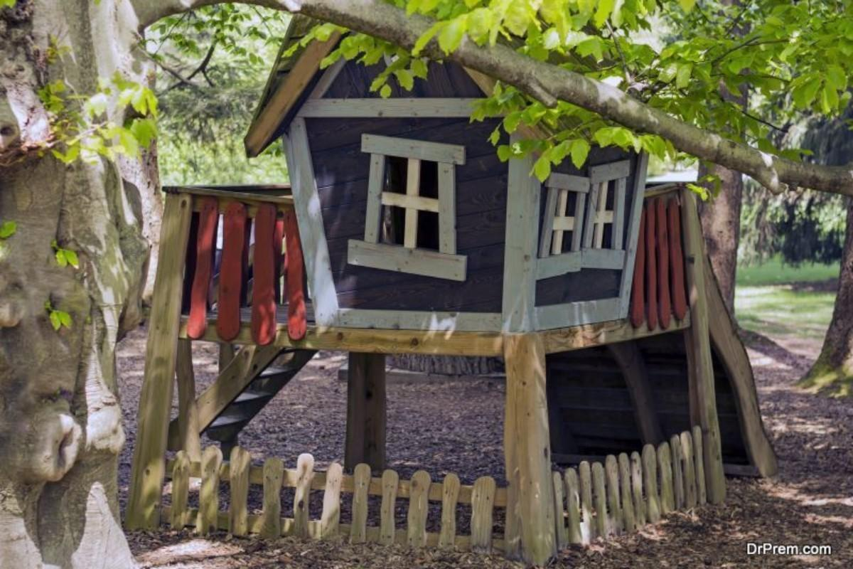 Eco Friendly Tree House Benefits Building
