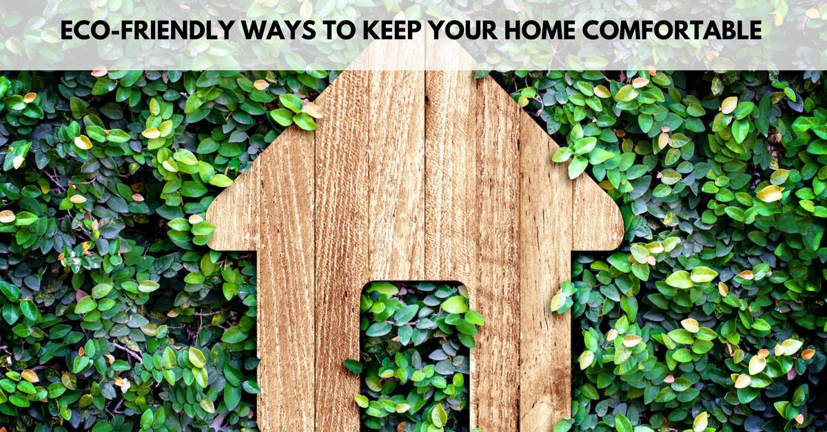 Eco Friendly Ways Keep Your Home Comfortable Synergy Homes