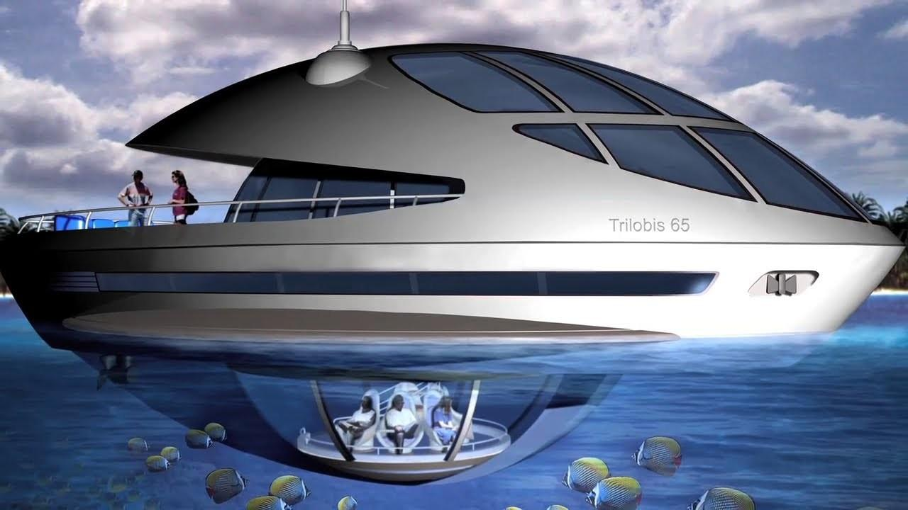 Eco Yacht Underwater Home
