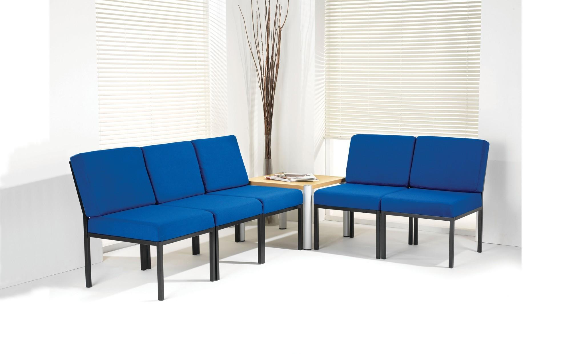 Edge Modular Reception Chairs