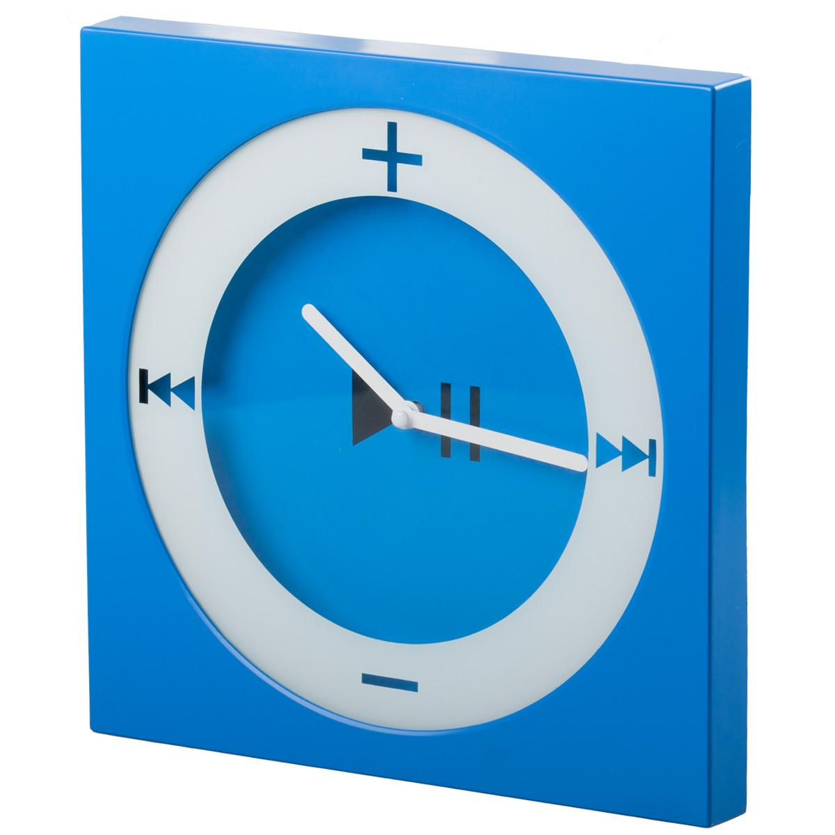 Edgevantage Trendy Wall Clock Pop Art Decorative Square
