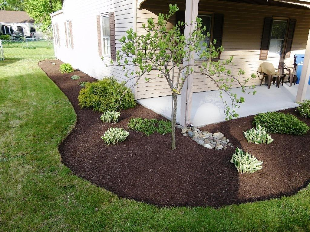 Edging Flower Beds Ideas Idea