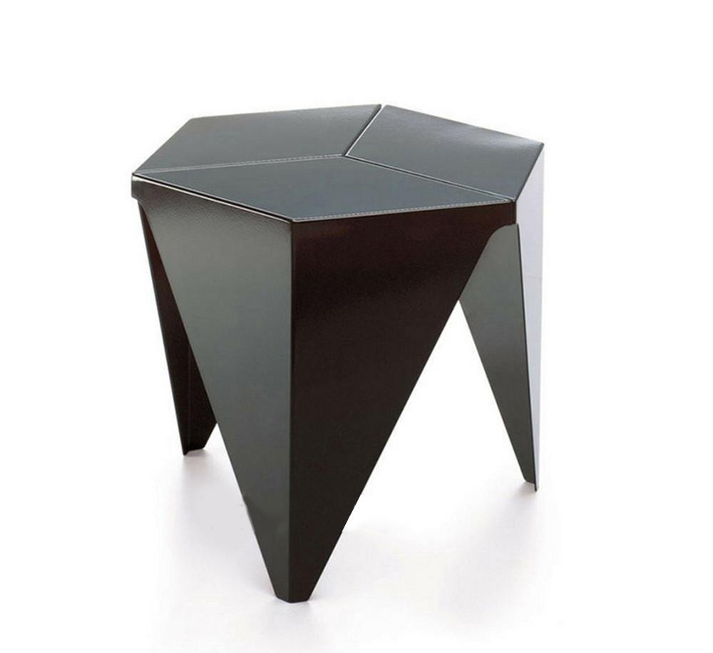 Editha Minimalist Design Plastic Side Table Mister Fox