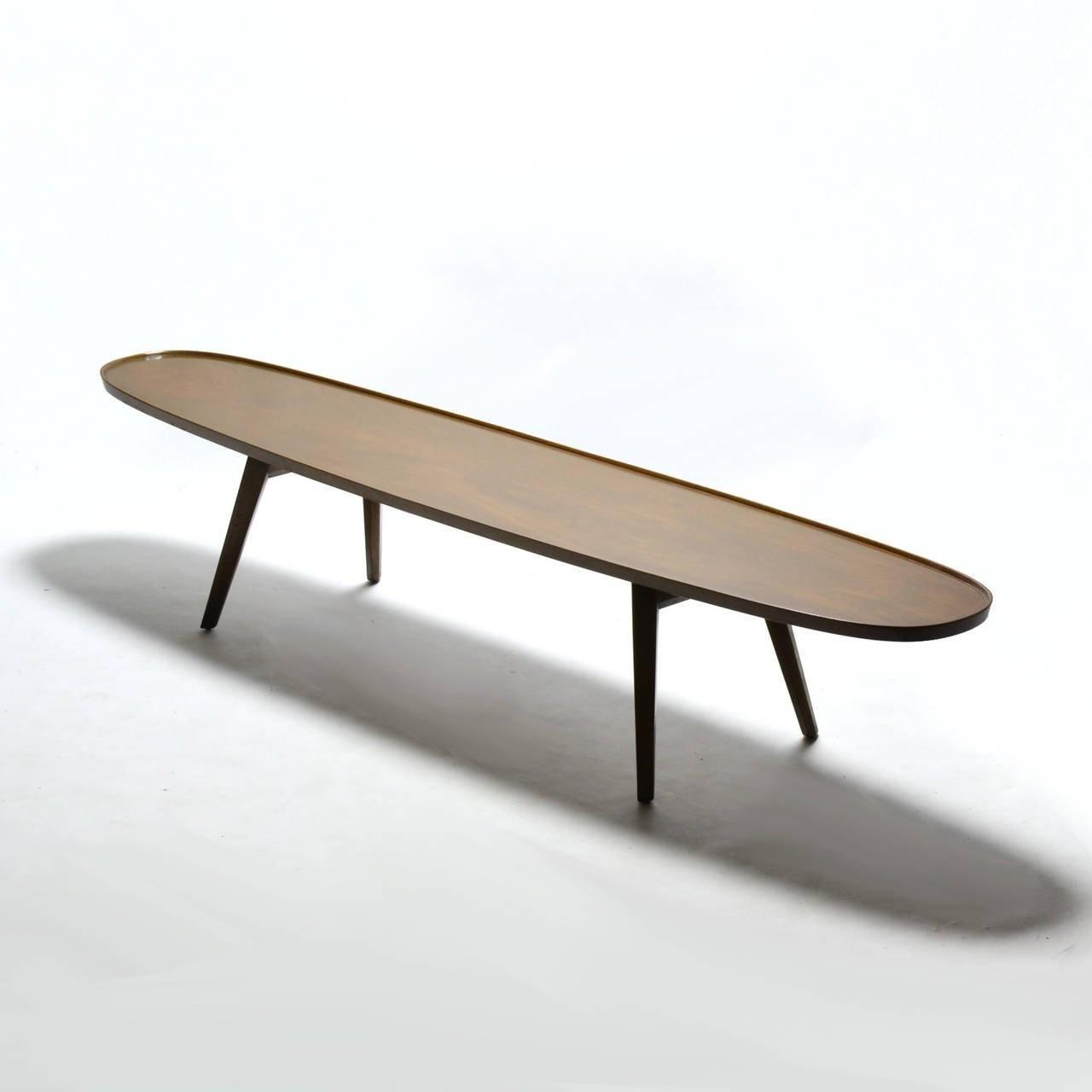 Edward Wormley Surfboard Coffee Table Dunbar Sale