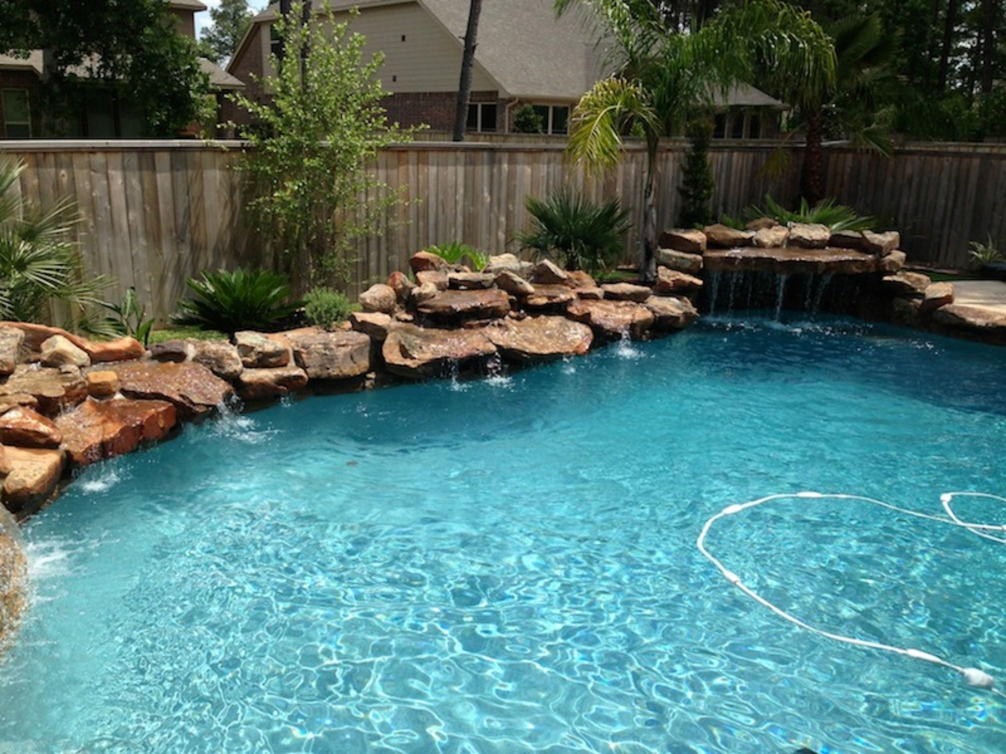 Effective Pool Designs Small Space Enjoyable