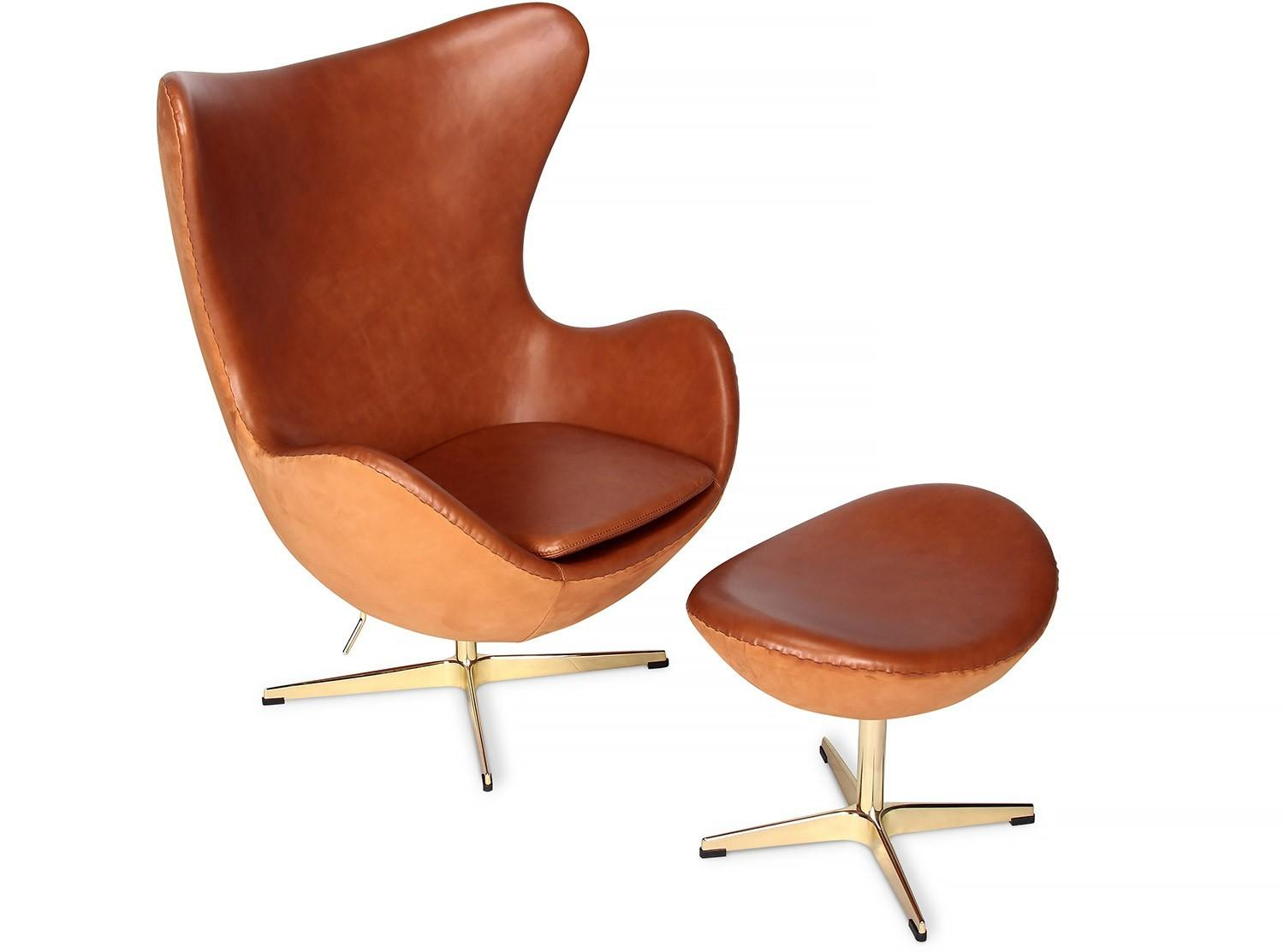 Egg Chair Arne Jacobsen Nubuck Anniversary Collector