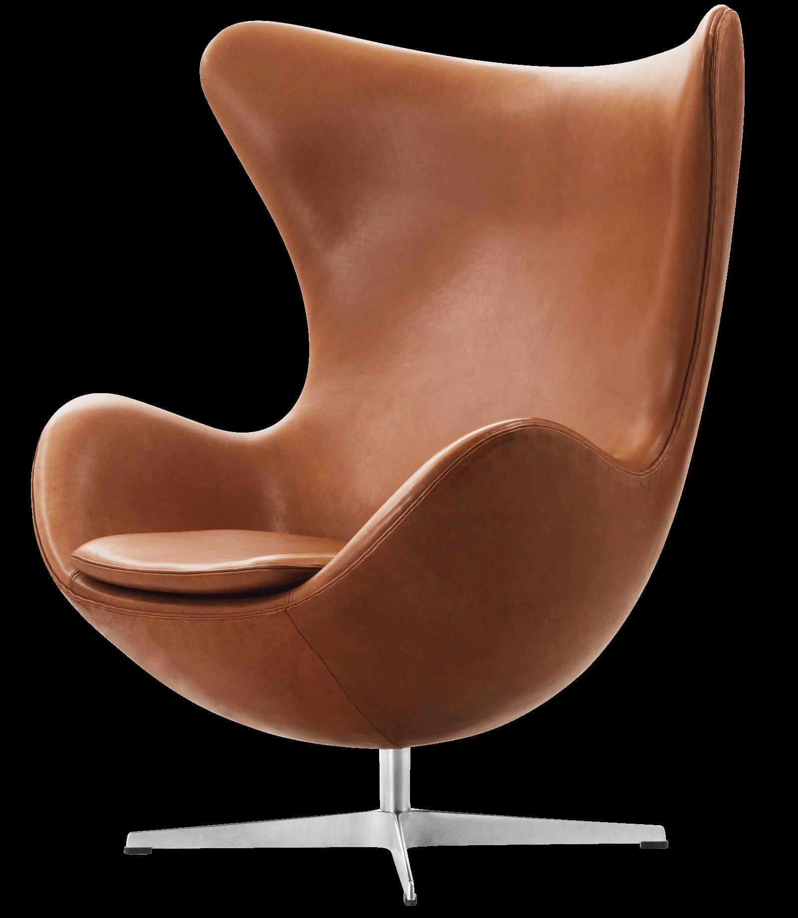 Egg Easy Chair Leather