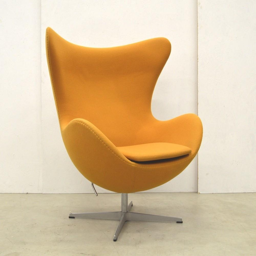 Egg Lounge Chair Arne Jacobsen Fritz Hansen 1950s