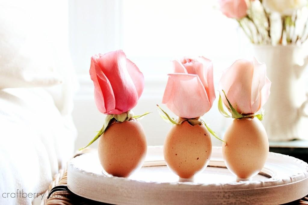 Egg Shell Crafts Cute Everyday Appeal