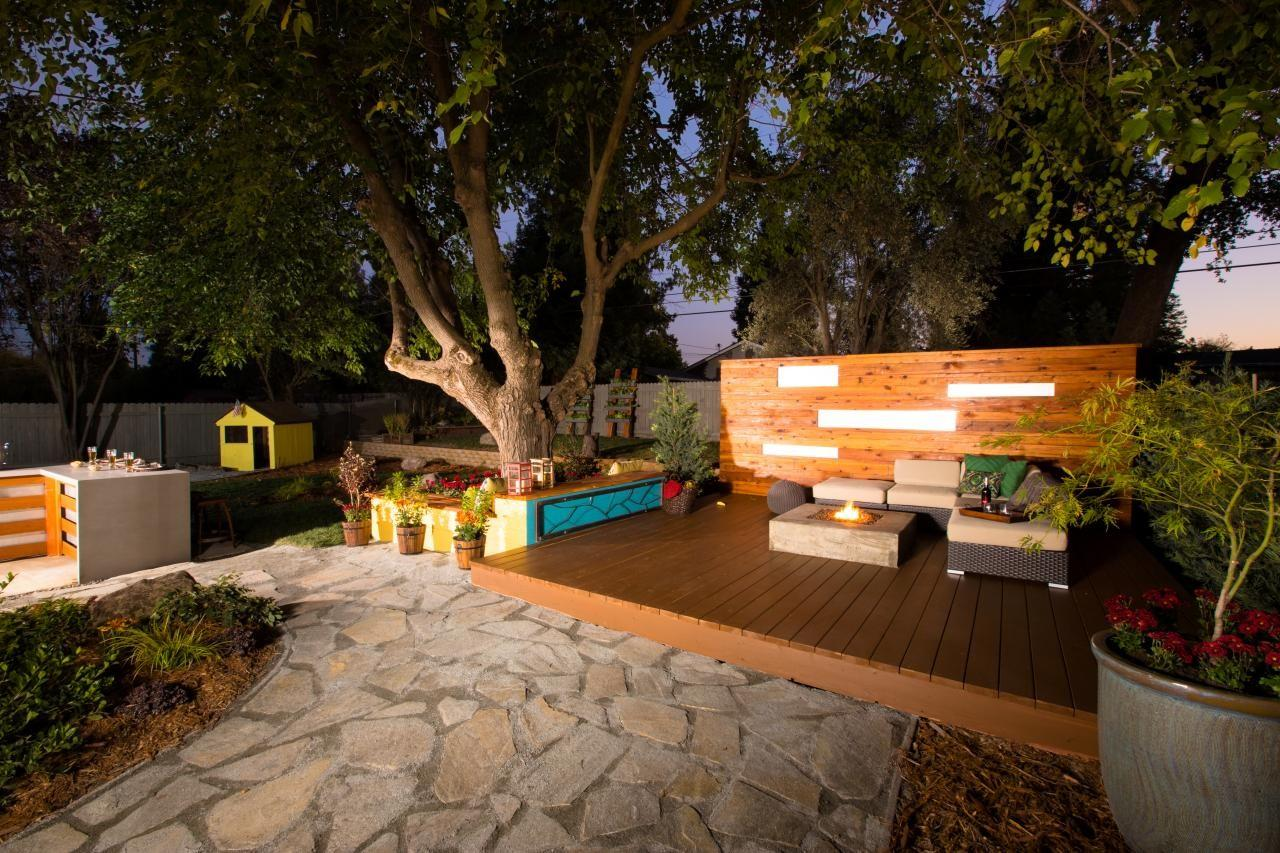 Eight Backyard Makeovers Diy Network Yard Crashers