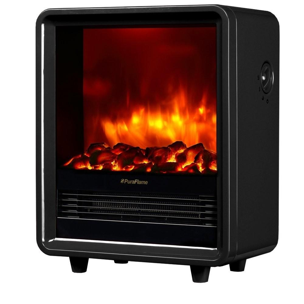 Electric Fireplace Heater Portable