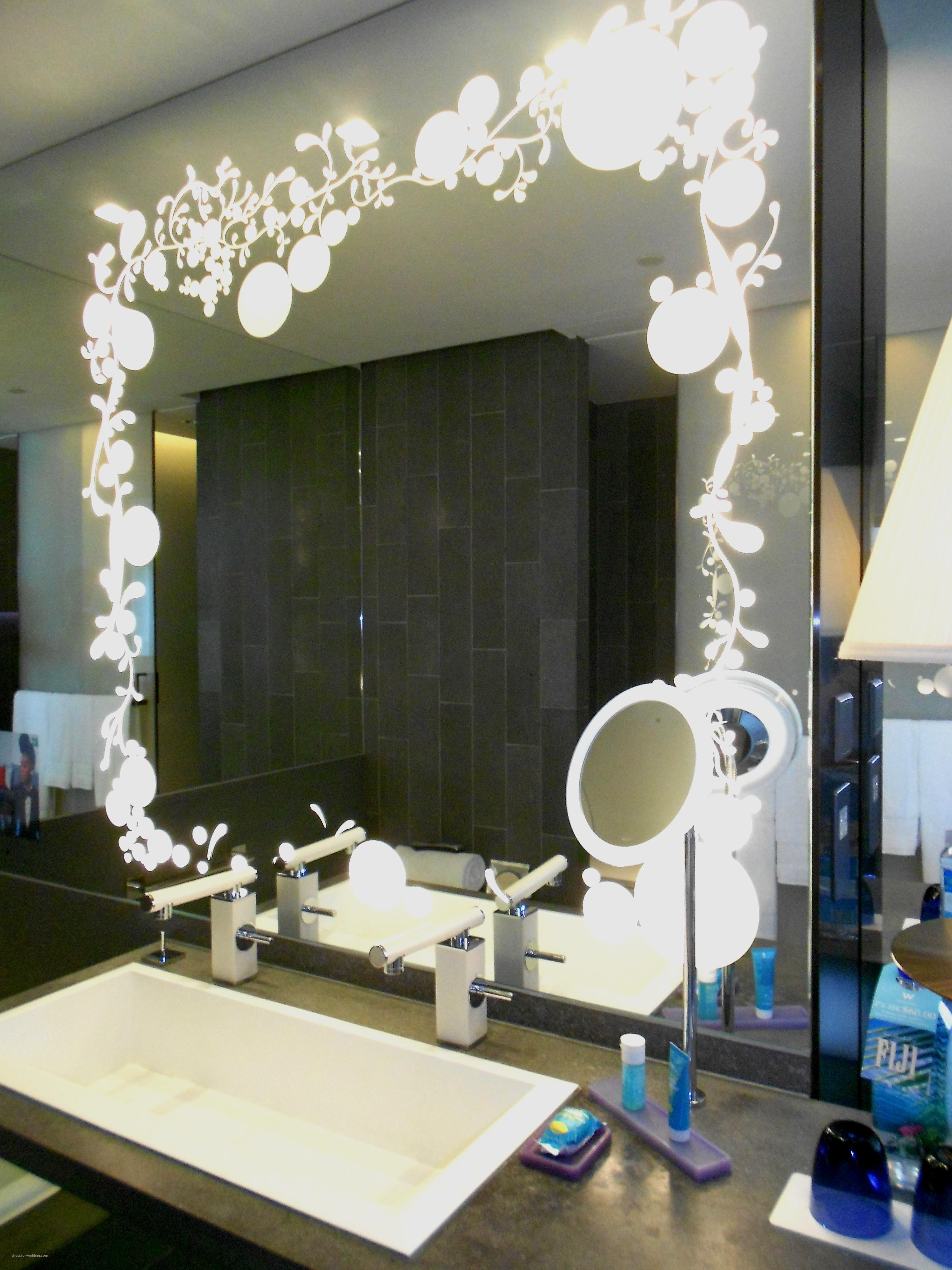 Electric Magnifying Mirror Light Luxury Lamp