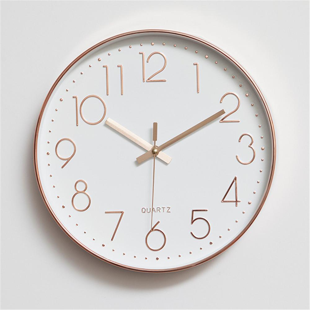 Elegance Modern Minimalist Wall Clock High Quality