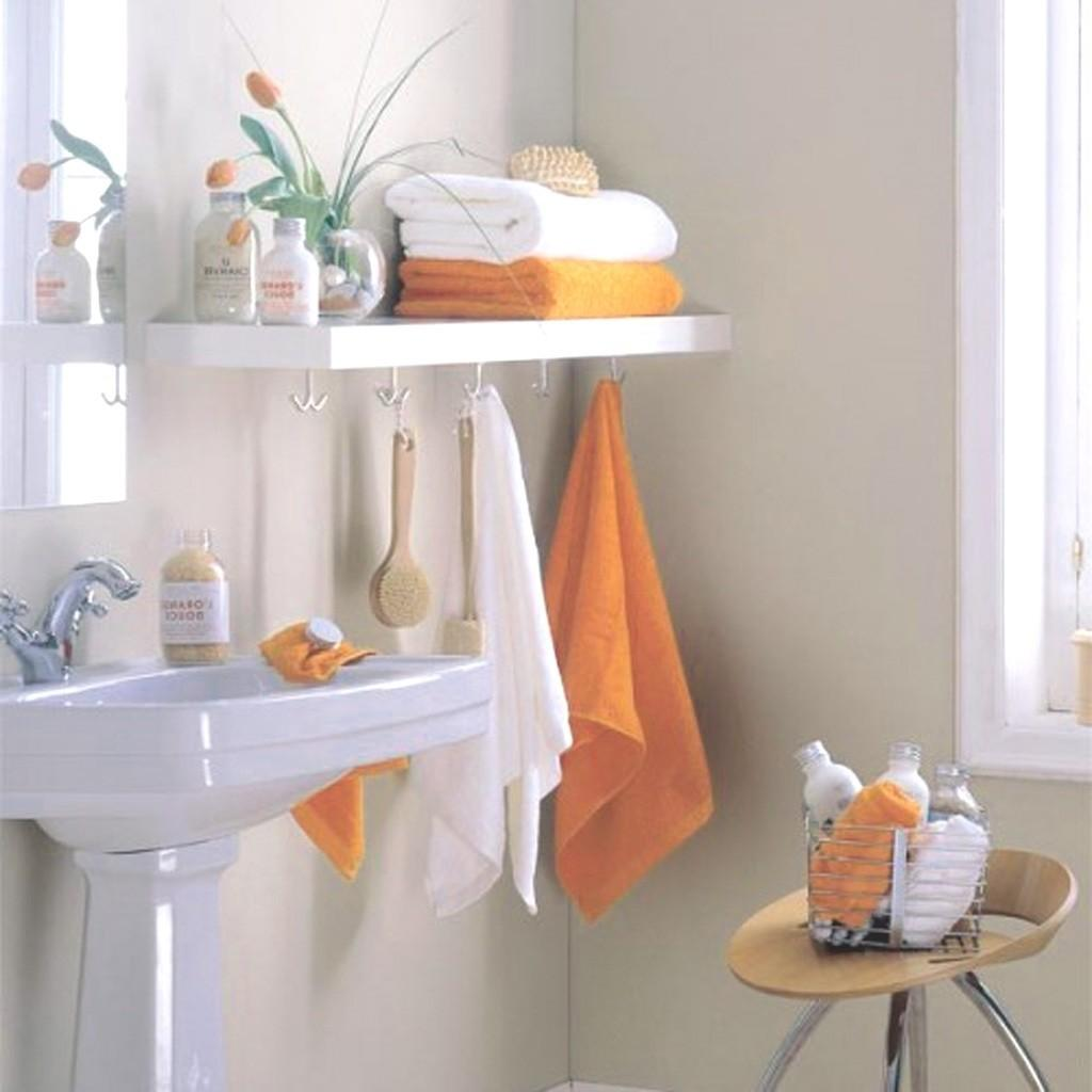 Elegant Bathroom Storage Ideas Towels Eyagci