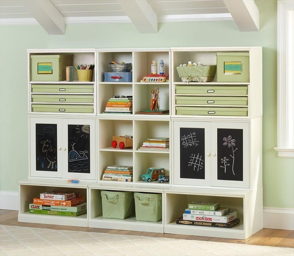 Elegant Colorful Kids Rooms Then Toy Storage Room