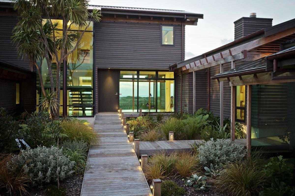 Elegant Contemporary Home Horo New Zealand
