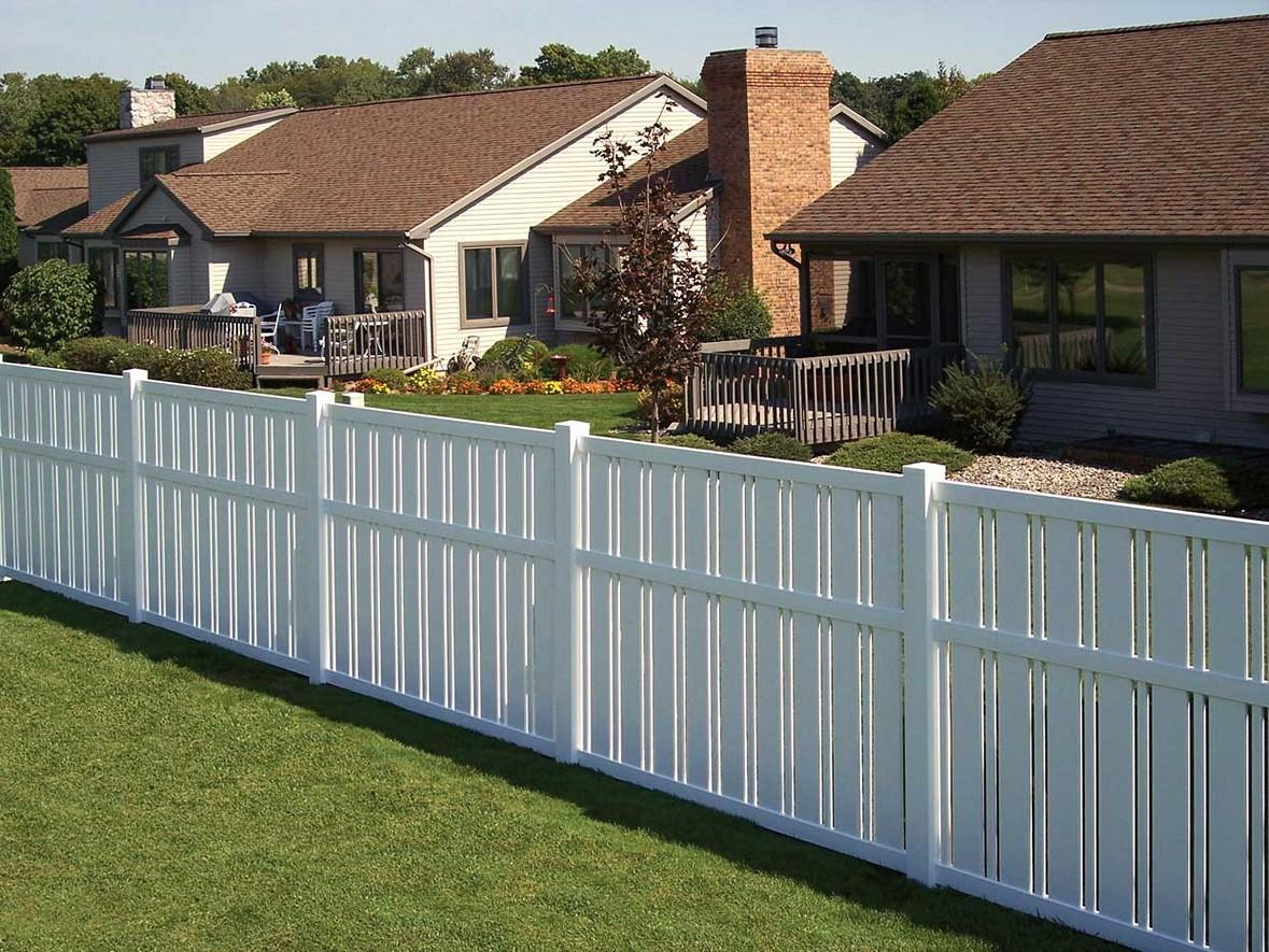 Elegant Cool Front Yard Fence Ideas Your Home