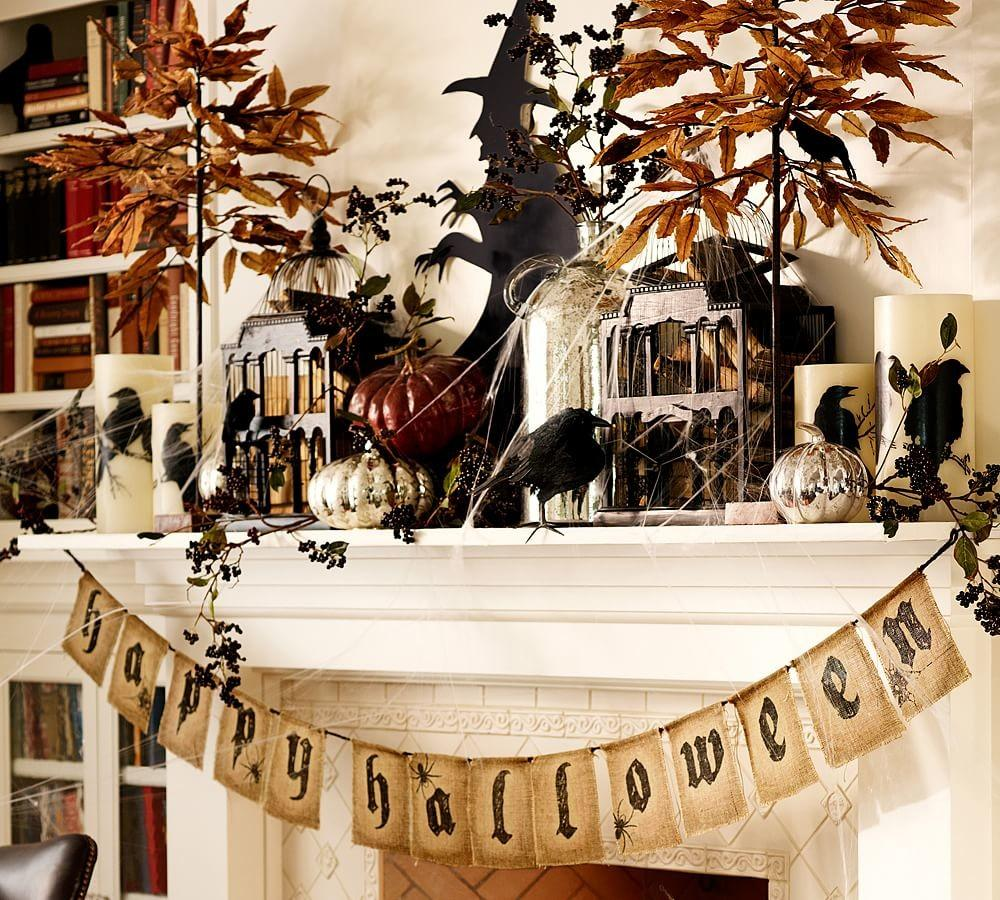 Excellent Upscale Halloween Decor Ideas That Are Worth Your