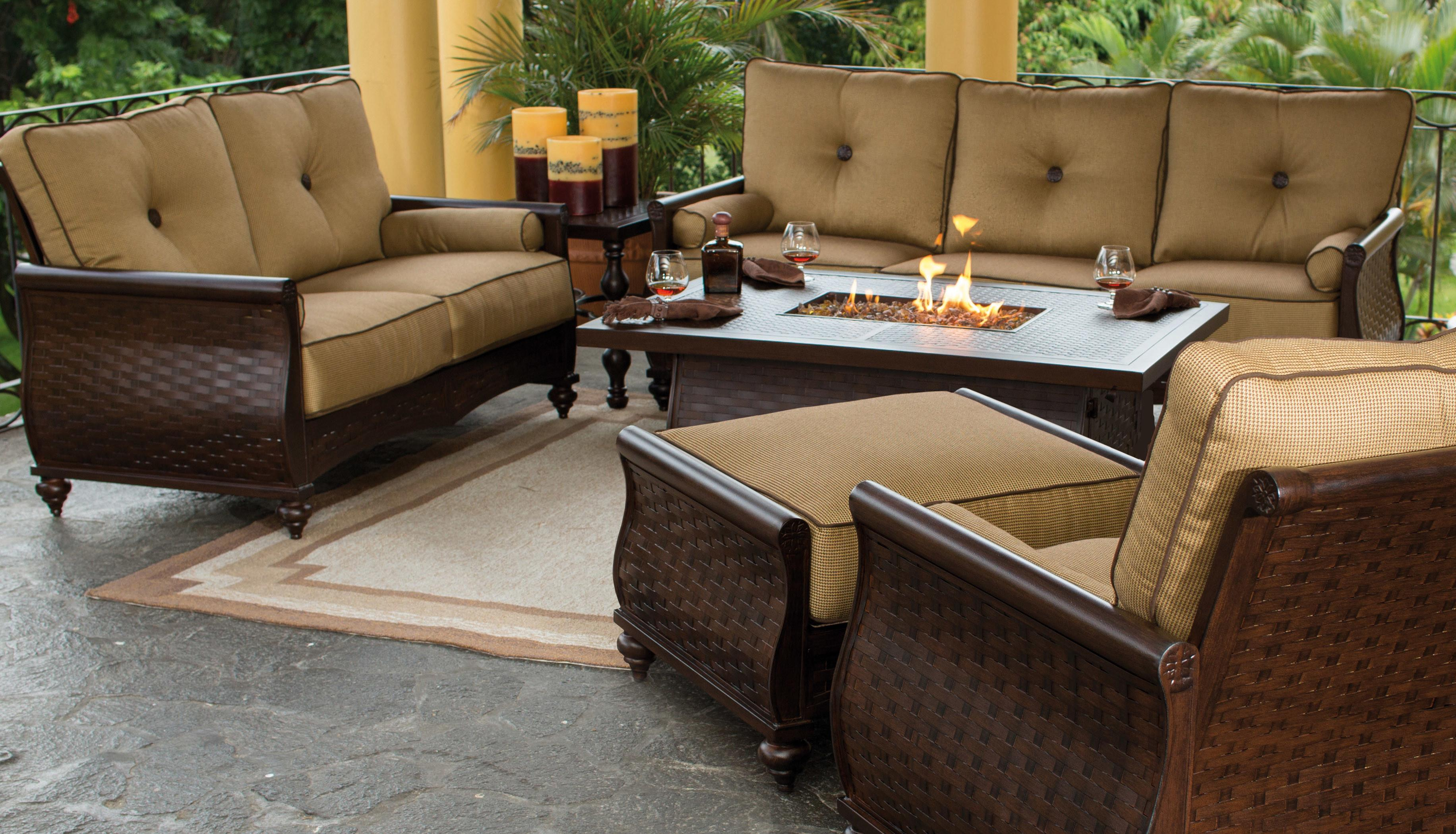 Elegant High End Patio Furniture Ahfhome