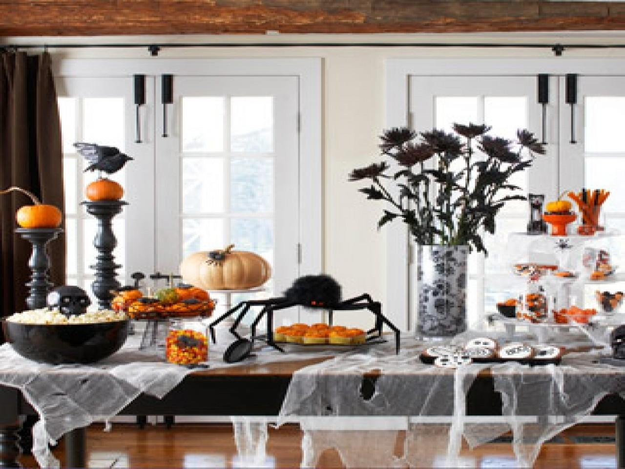 Elegant Home Decorations Diy Halloween Table
