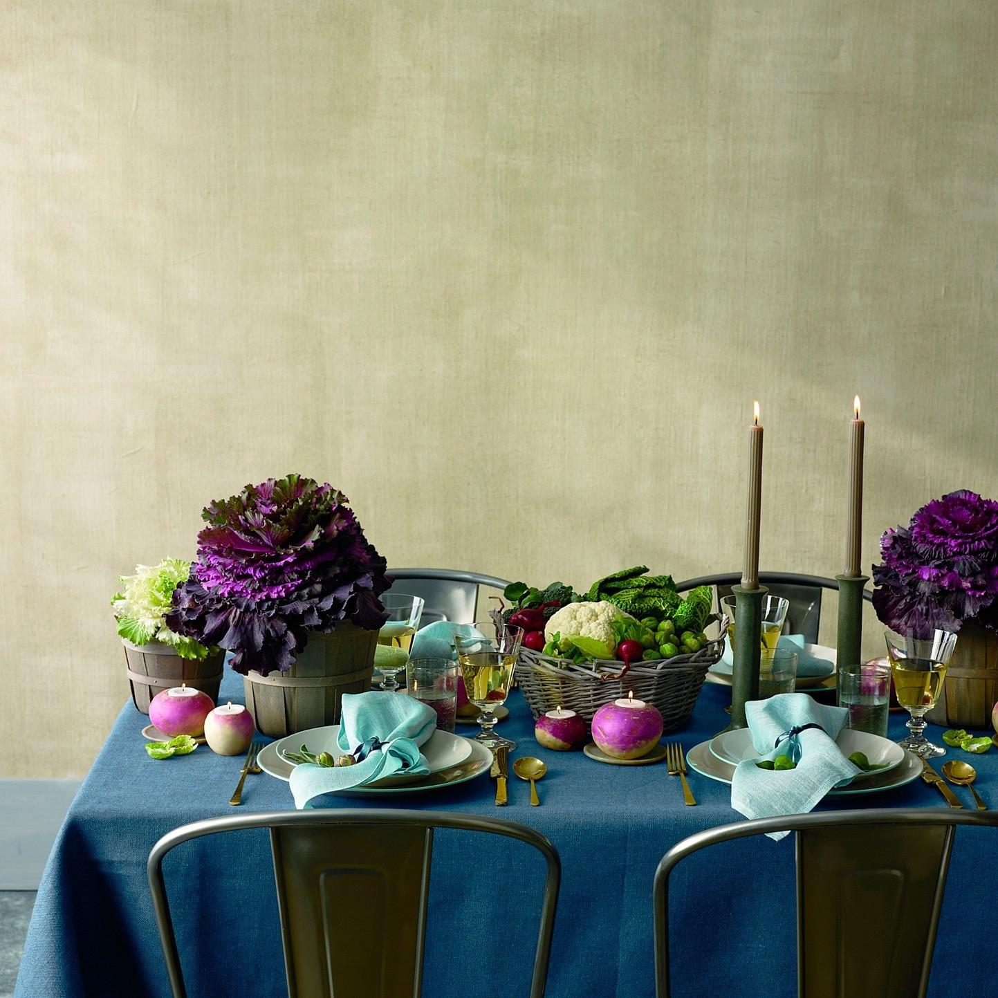 Elegant Outdoor Dinner Party Table Setting Ideas