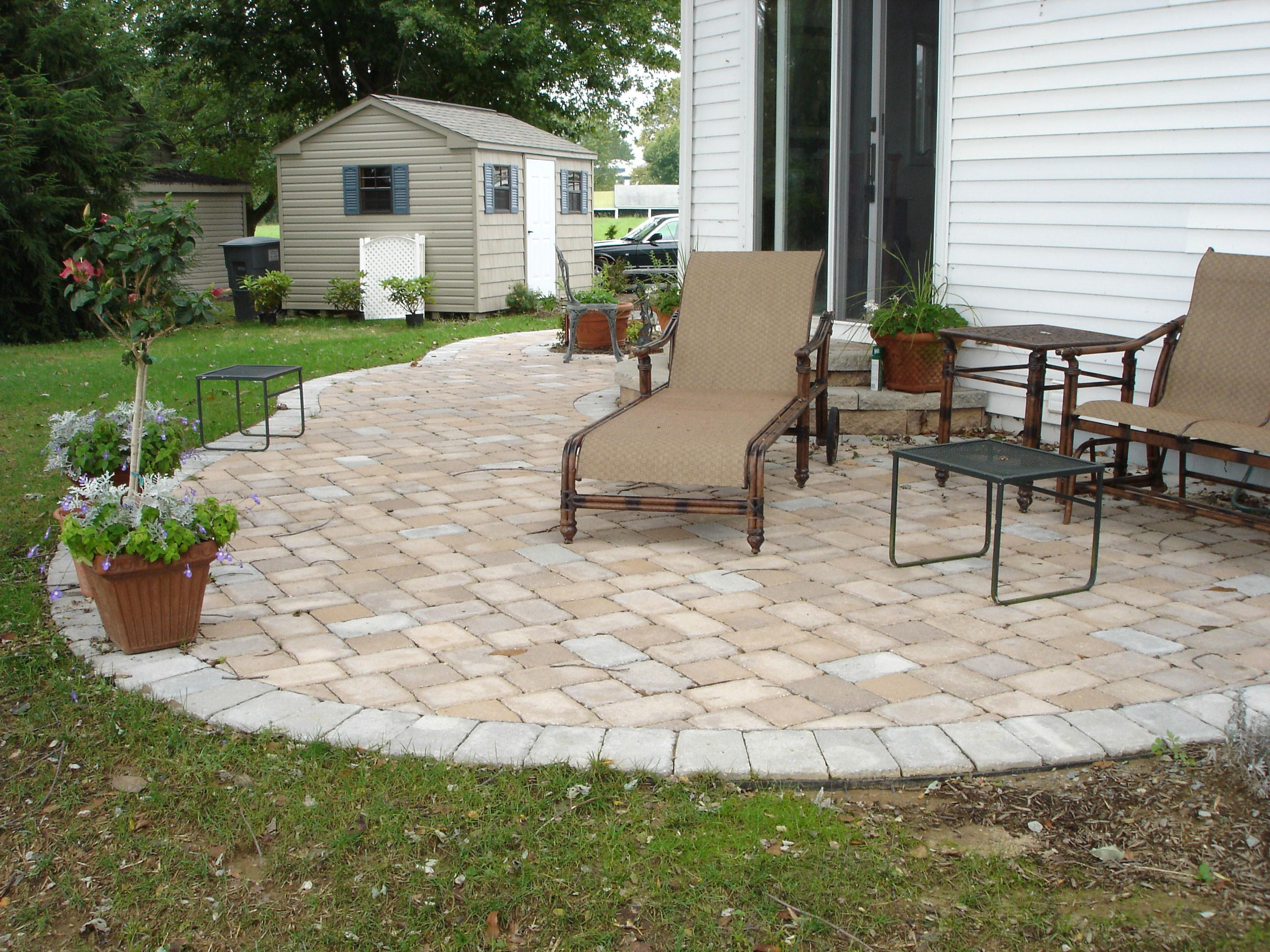 Elkton Paver Patios Cecil County North East Rising Sun