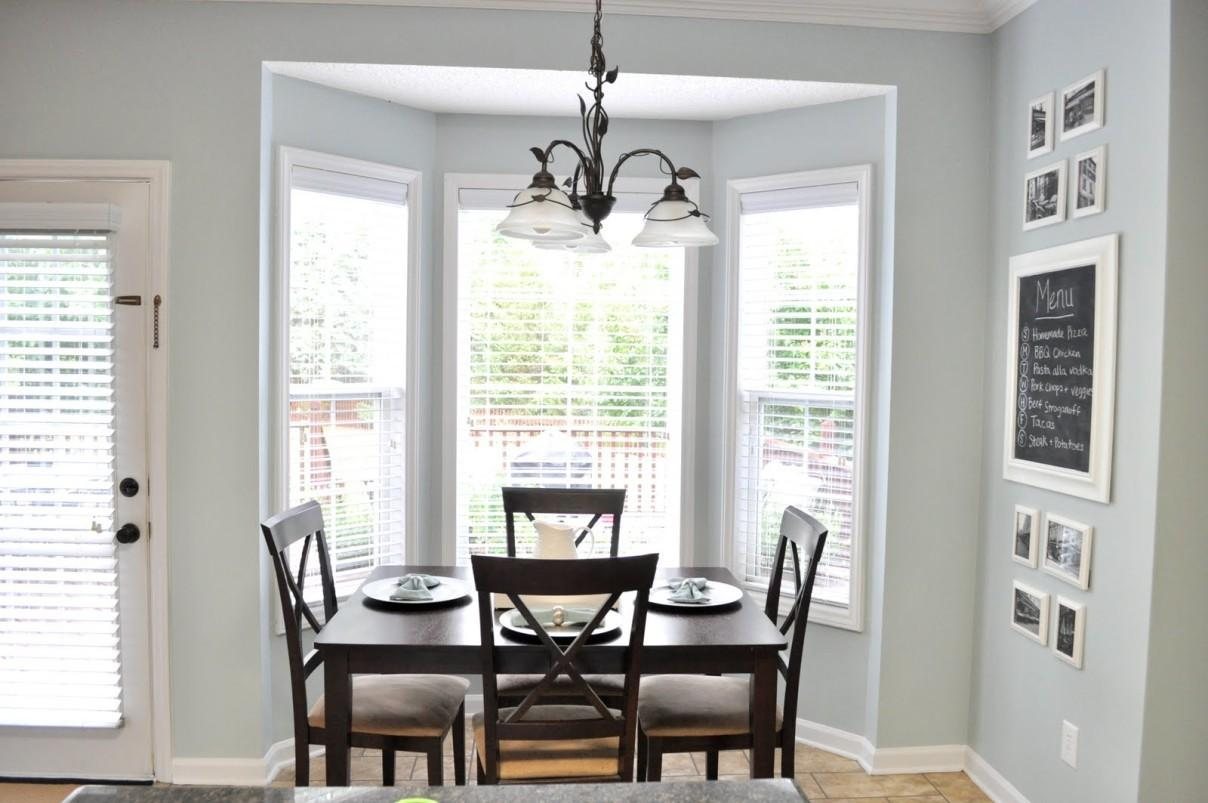 Emejing Dining Room Window Ideas Rugoingmyway