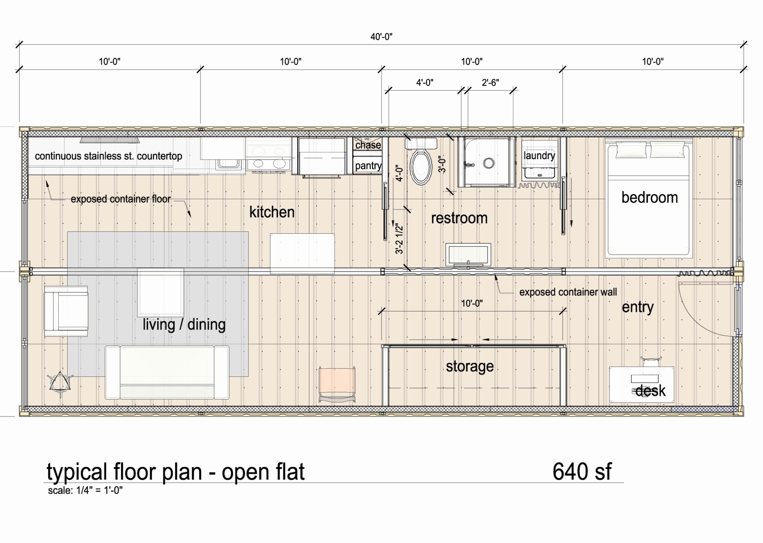 Emejing Floor Designs Shipping Container Homes