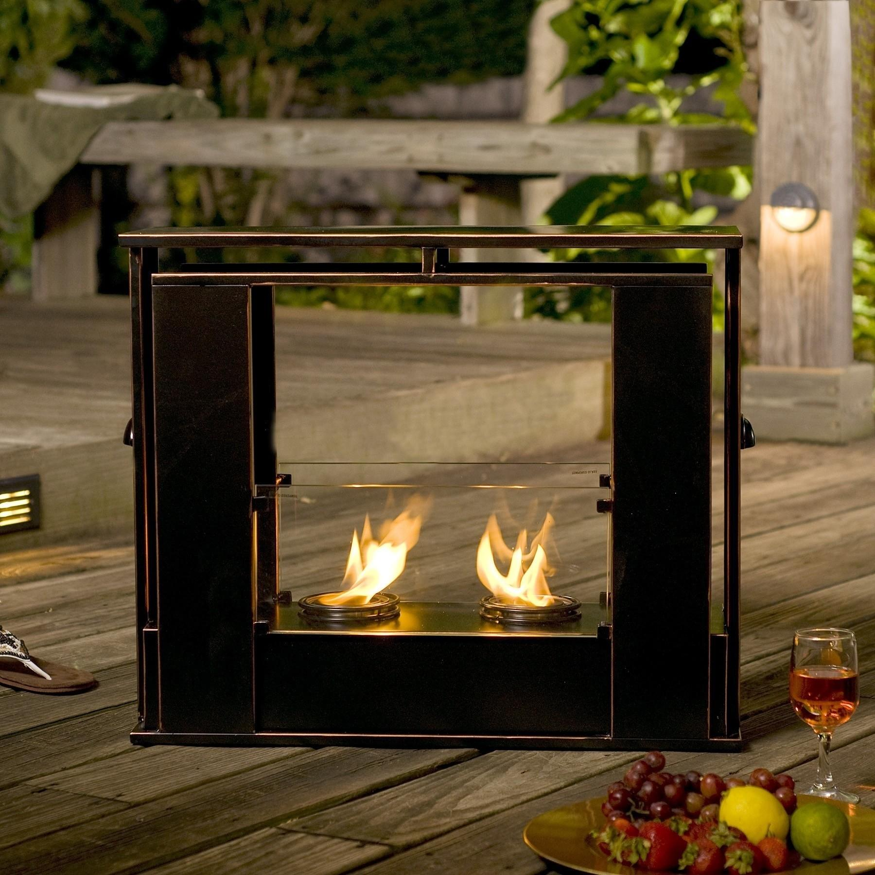 Emejing Portable Fireplace Indoor Ideas Decoration