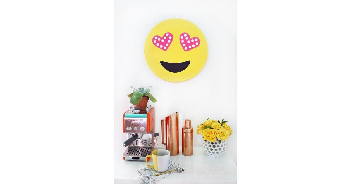 Emoji Marquee Diy Gifts College Students Popsugar