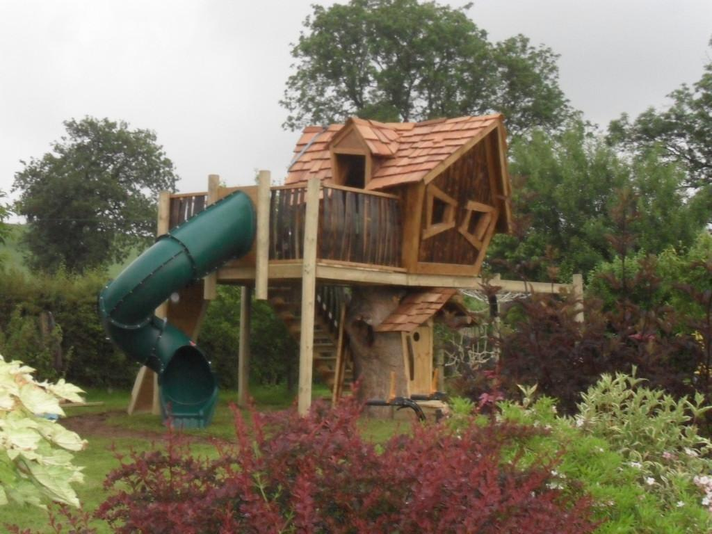 Enchanted Creations Playhouses Treehouses