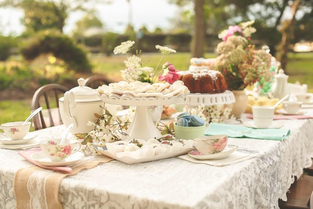Enchanted Tea Party Ideas Popsugar Australia Parenting