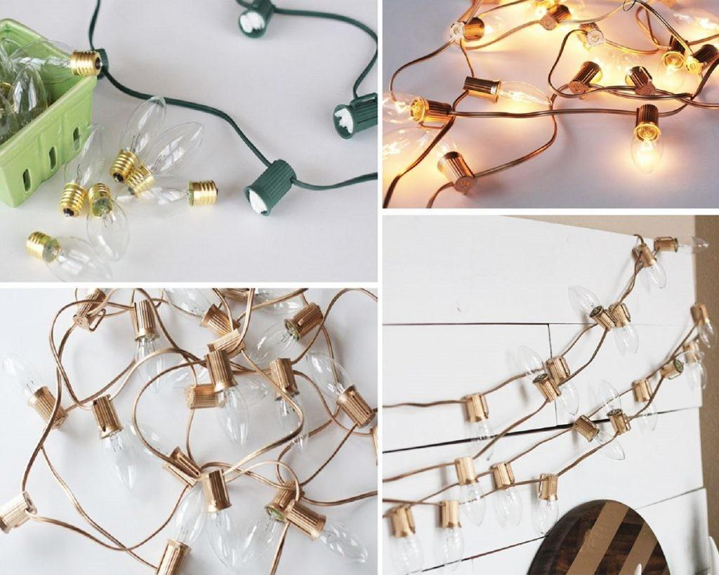 Enchanting Diy String Light Ideas Your Home Homebliss