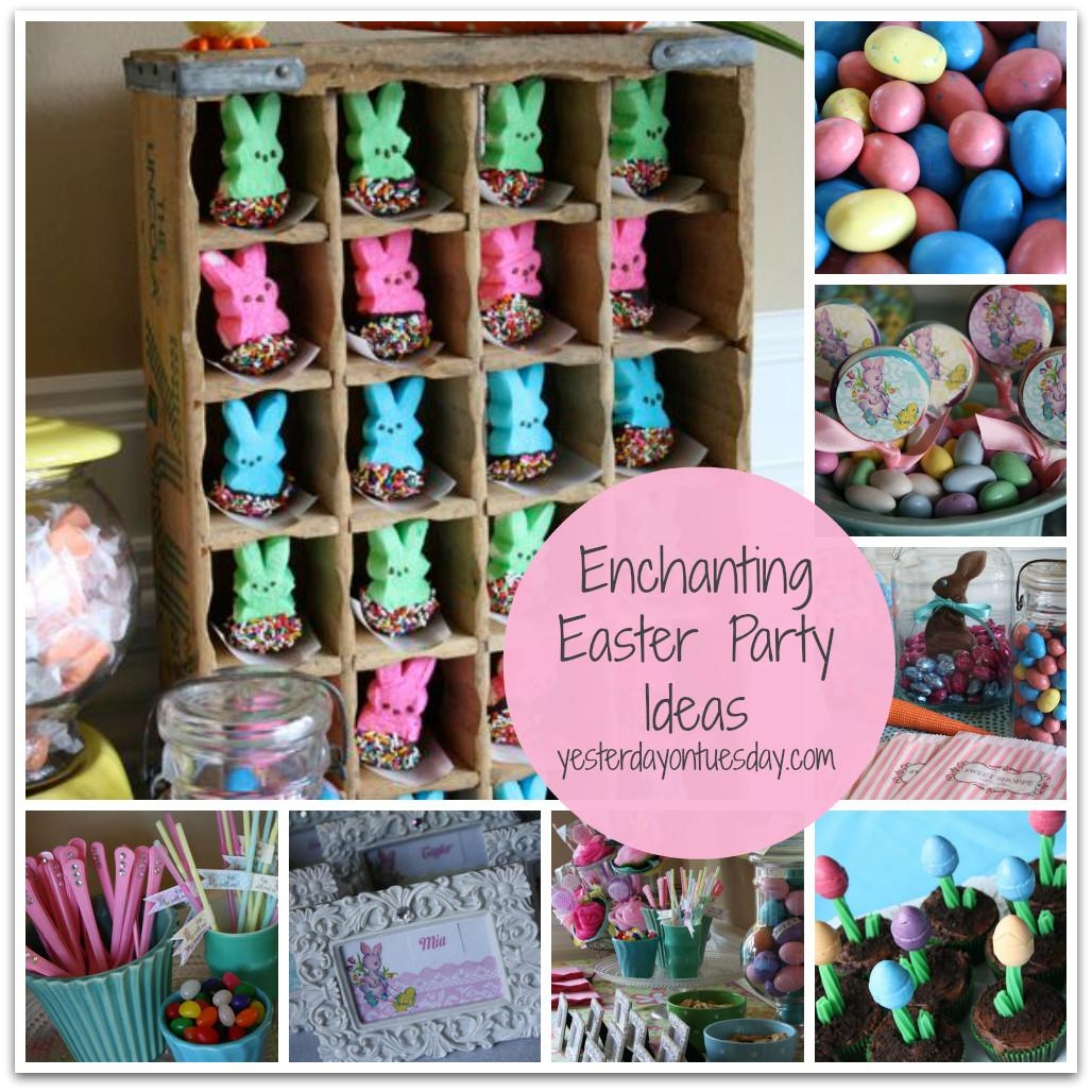 Enchanting Easter Party Yesterday Tuesday