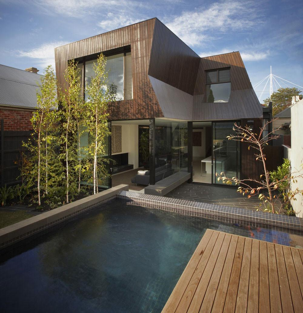 Enclave House Melbourne Australia Bkk Architects