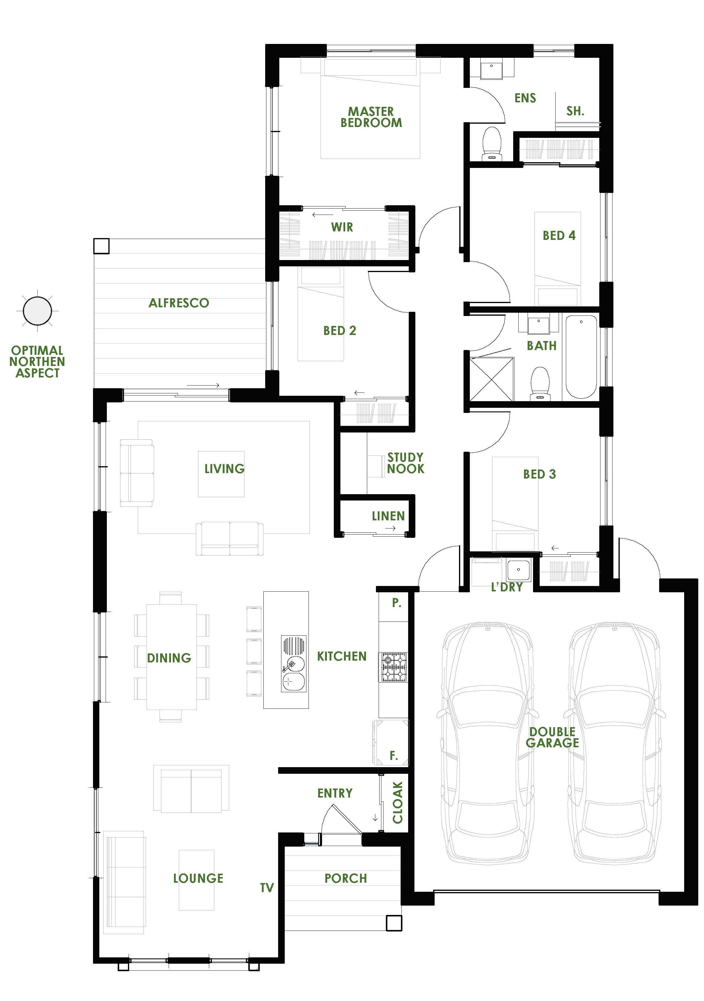 Energy Efficient Home Plan Designs