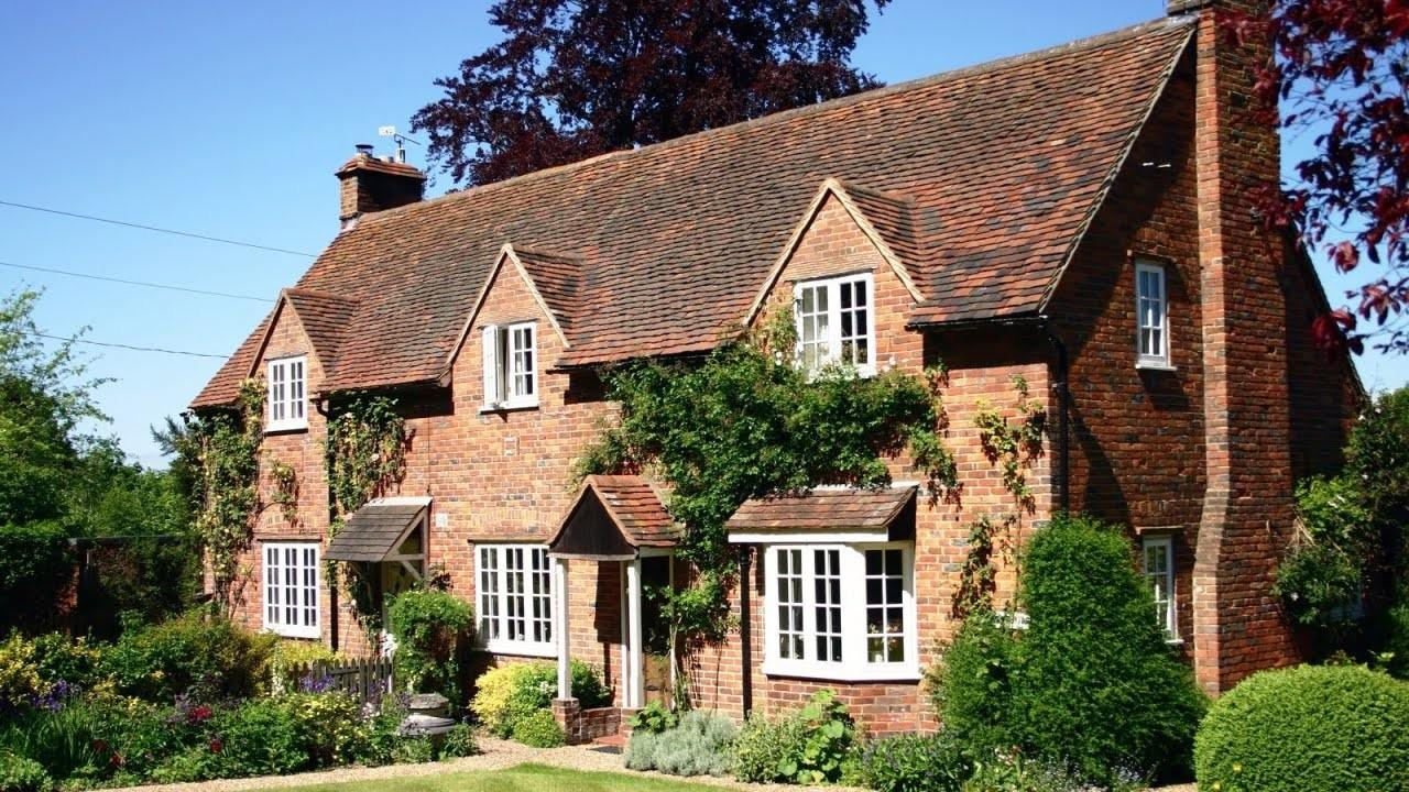 English Country Cottage Architectural Style Lovely Homes
