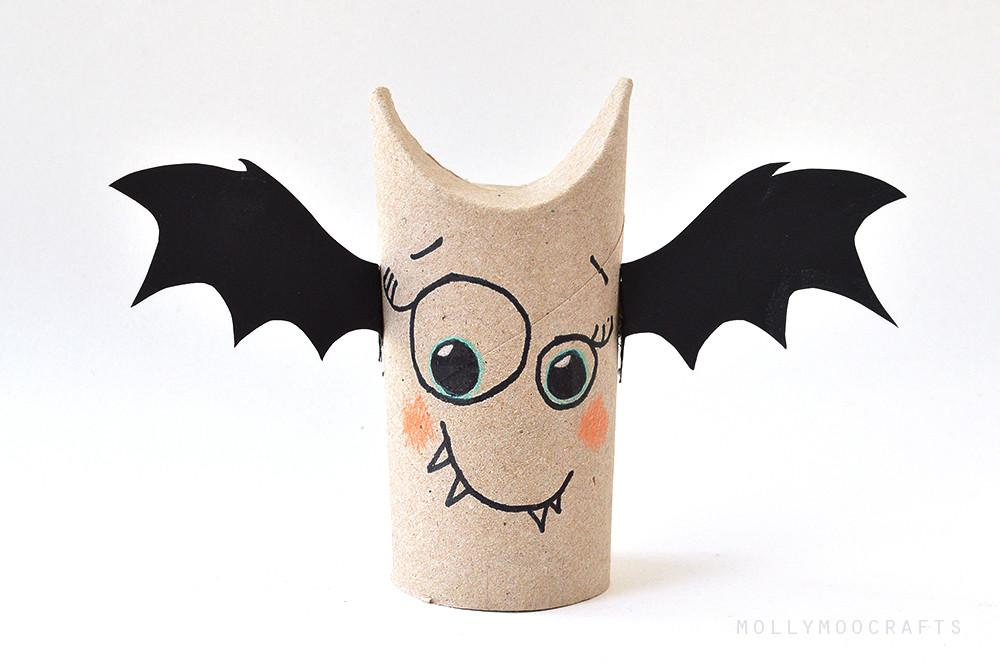 English Funtastic Minute Halloween Craft Toilet