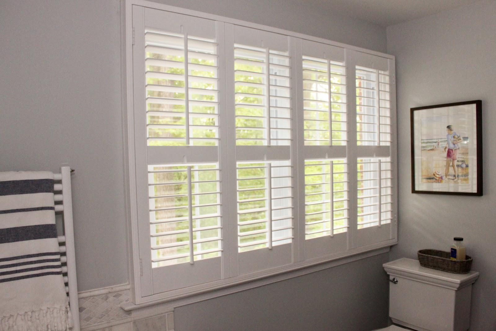Enhance Appeal Your Home Plantation Shutters