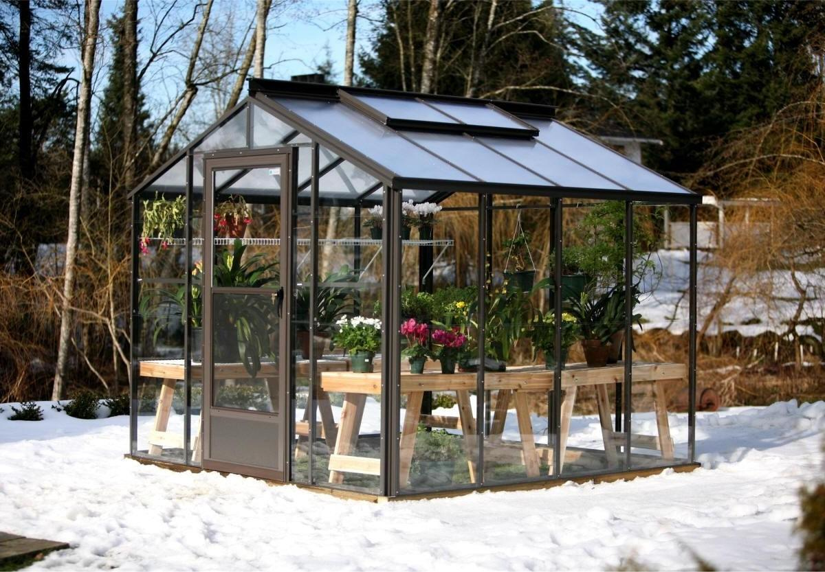 Enthralling Greenhouse Frame Kits Small