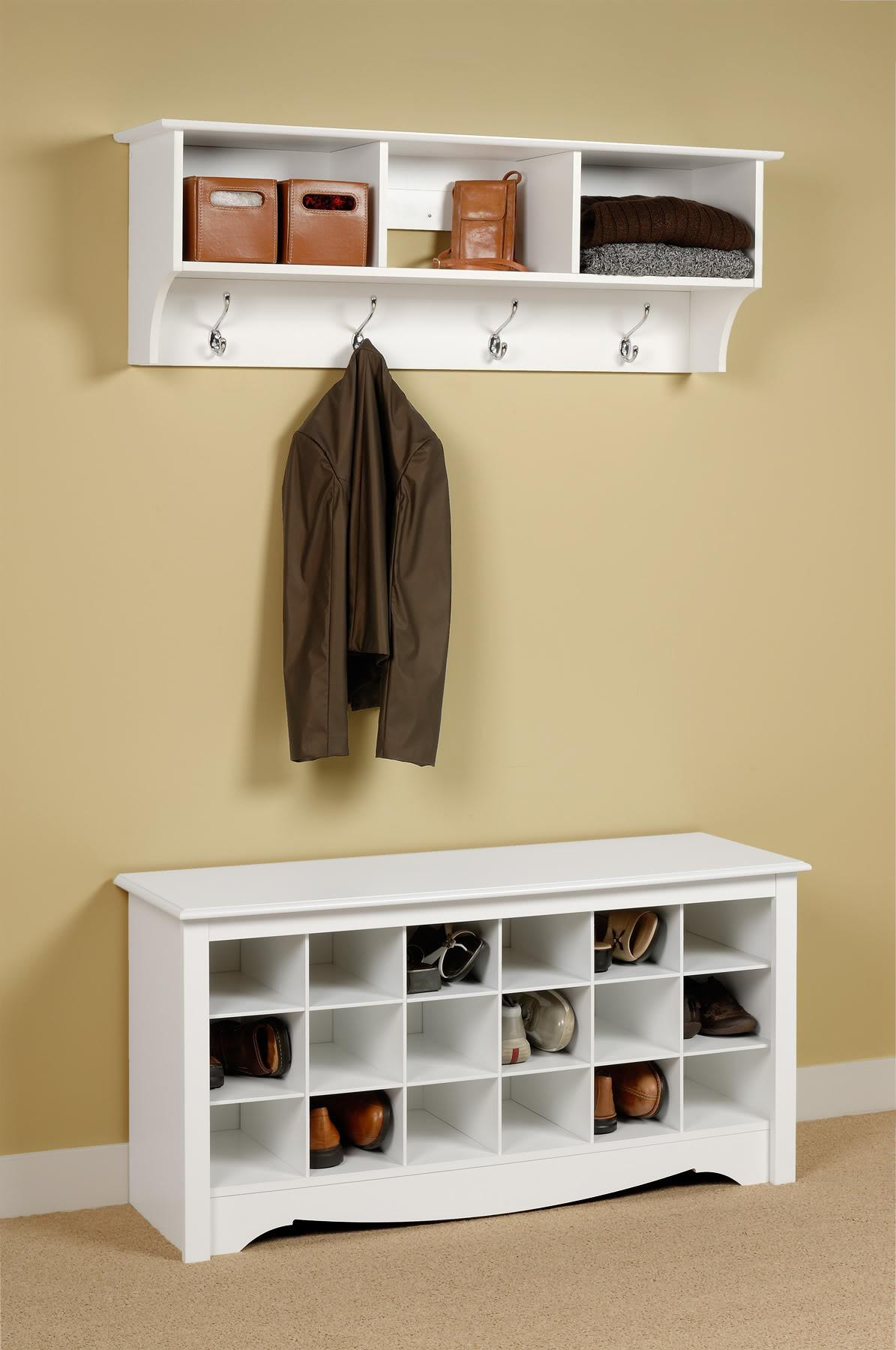 Entryway Shoe Rack Ideas Others Mudroom