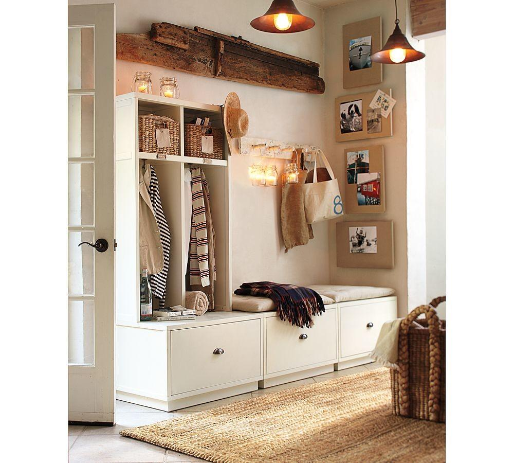 Entryway Storage Systems Simple Home Decoration