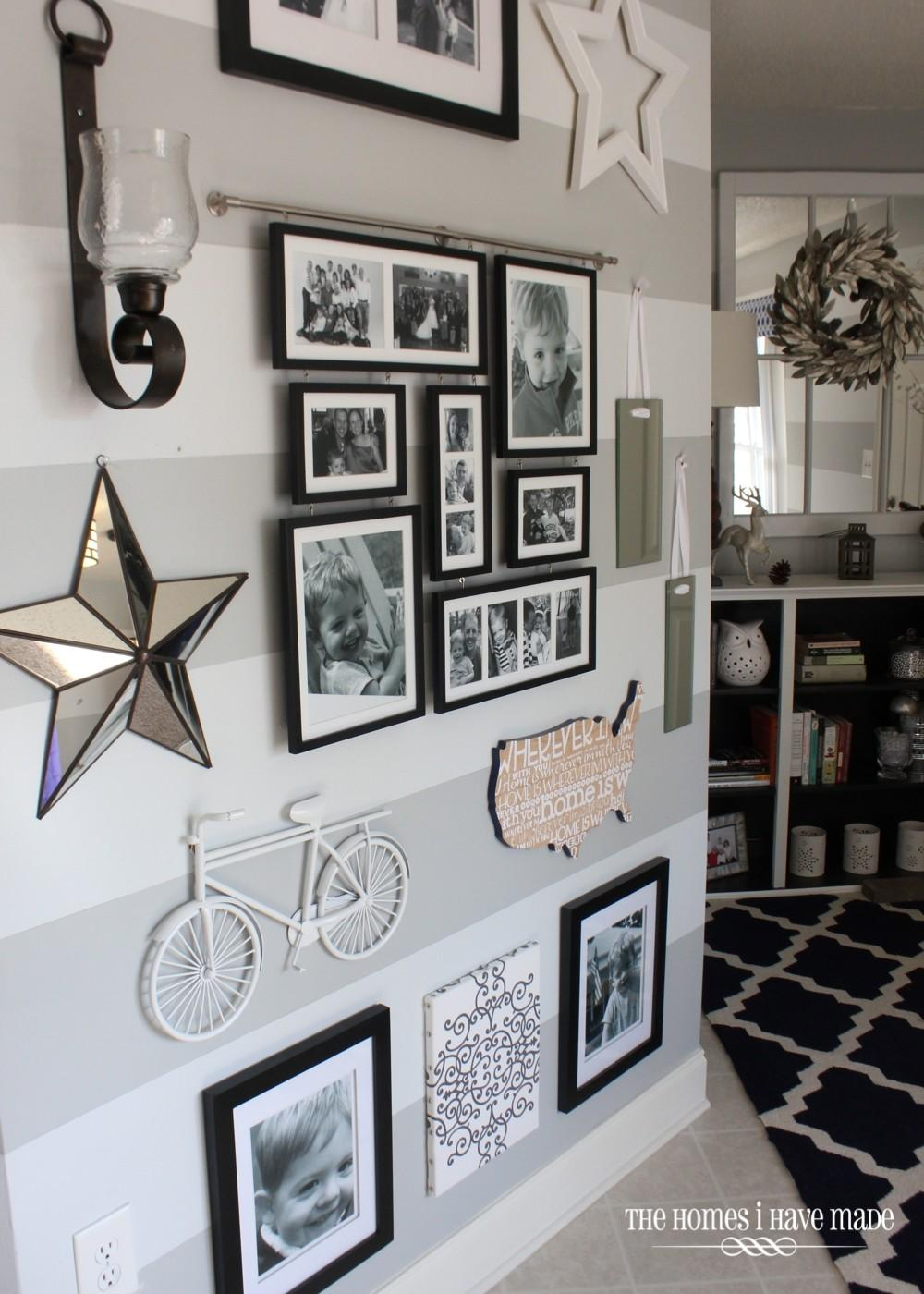 Entryway Wall Homes Have Made