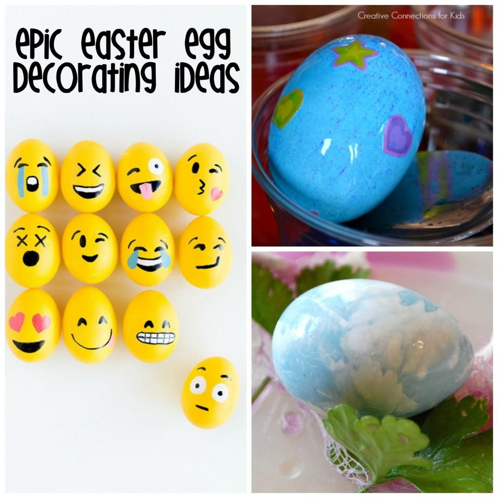 Epic Ways Decorate Your Easter Eggs Crystalandcomp