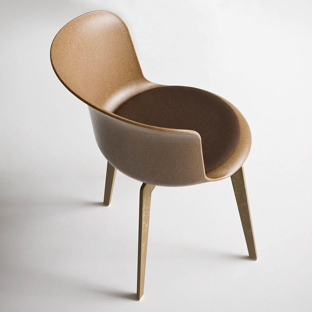 Epica Eco Design Chair Recycled Wood Plastic Material