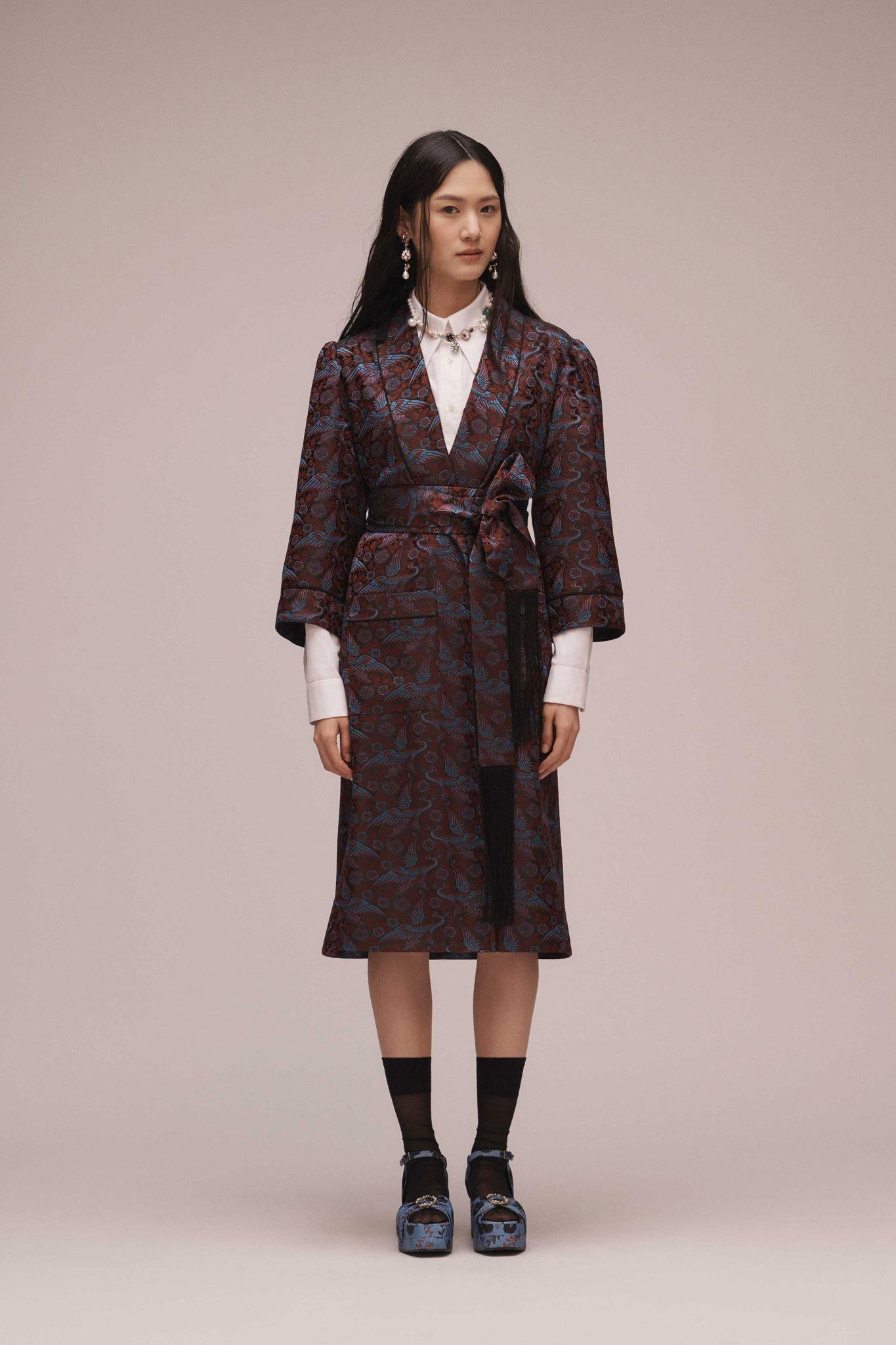 Erdem Pre Fall 2018 Collection Les Ons