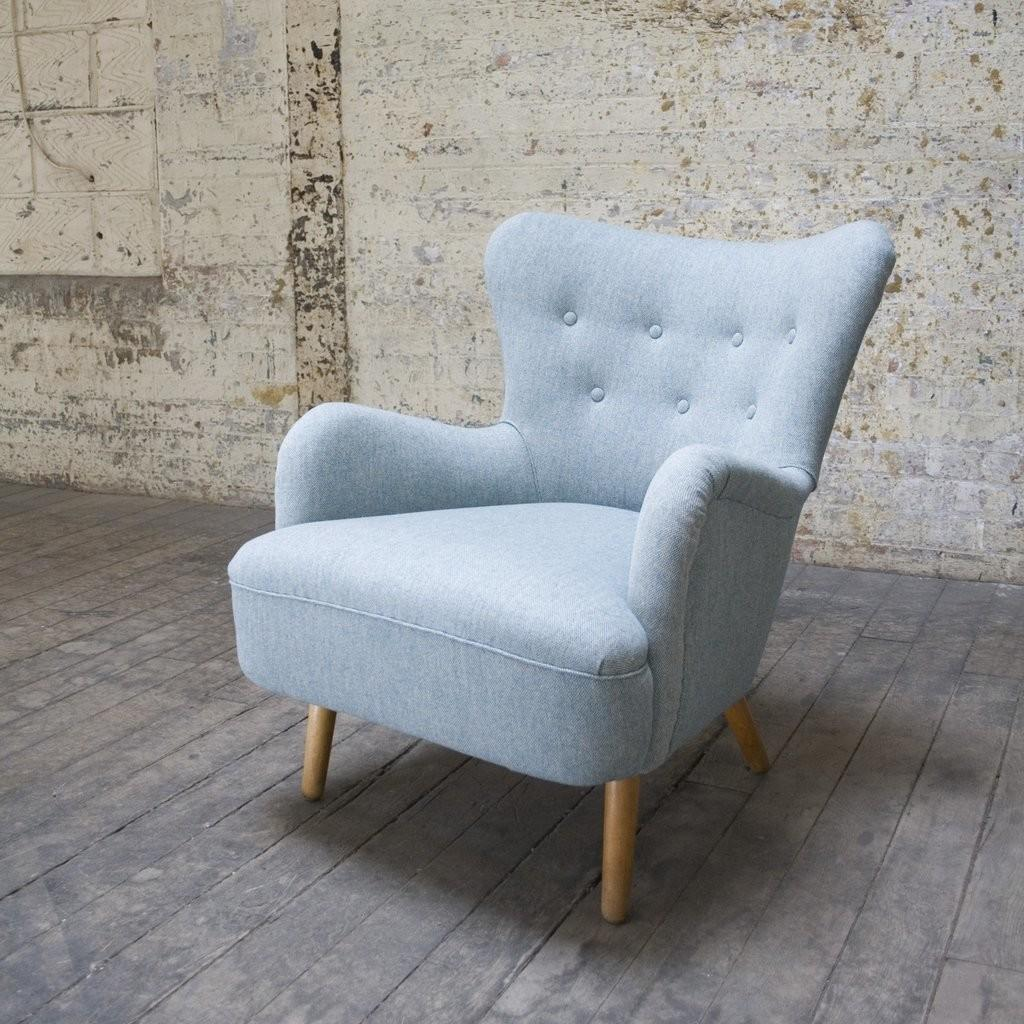 Ernest Race Da2 Wing Chair London Collective