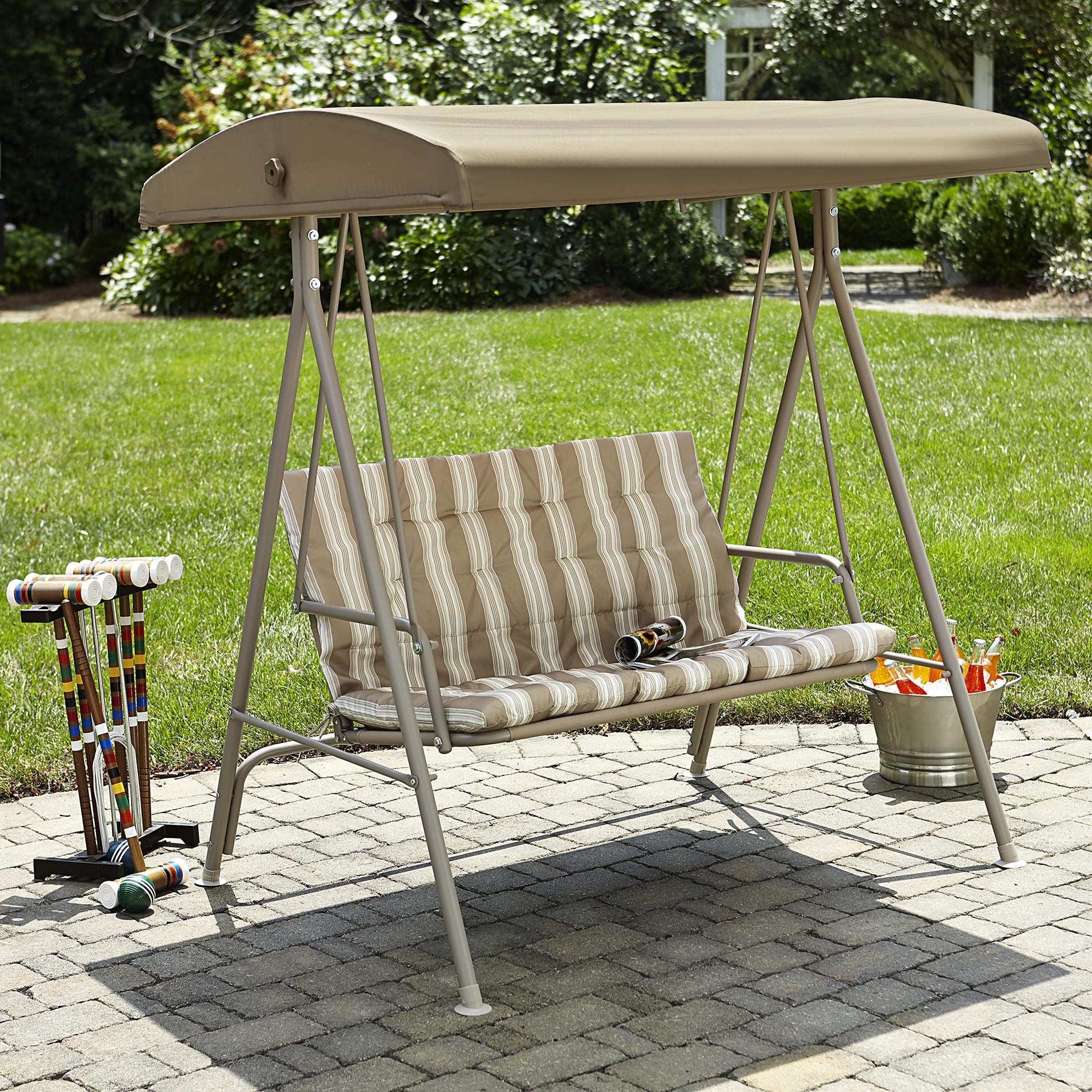 Essential Garden Seat Swing Limited Availability
