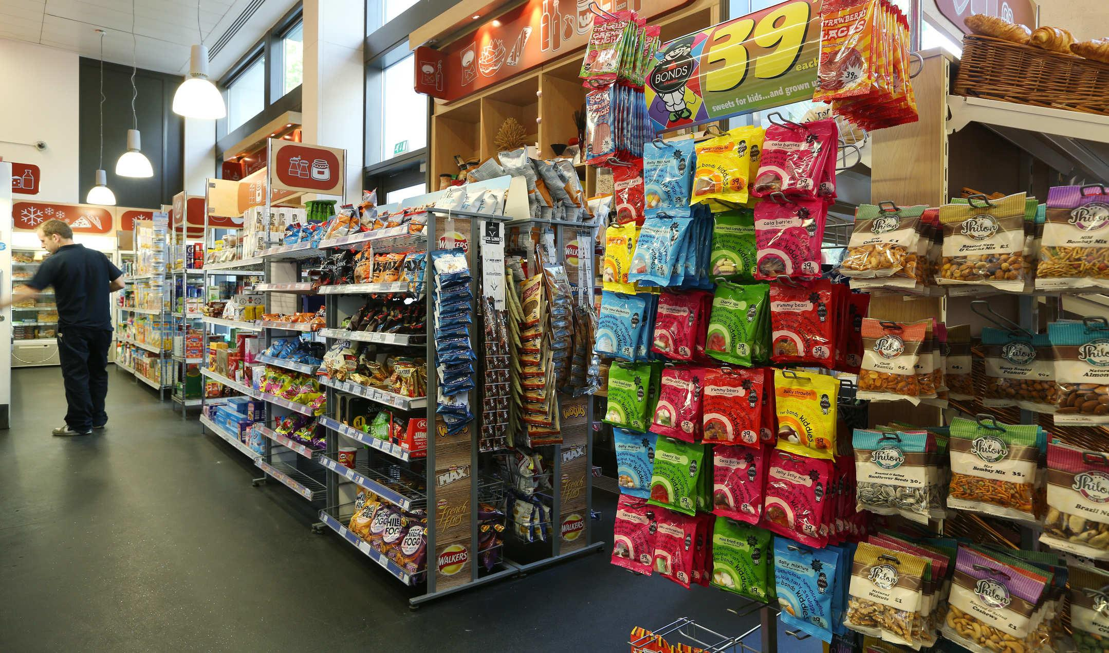 Essentials Convenience Store Administration Support