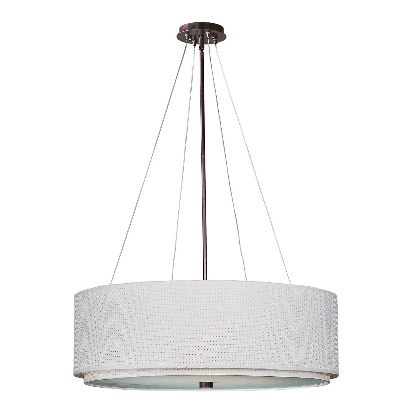 Et2 Lighting E9506 Light Elements Large Drum Pendant